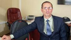 Начальник Государственной жилищной инспекции Новосибирской области Игорь Лобарев