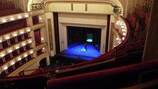 На сцене Венской оперы. Архивное фото