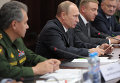 В. Путин посетил Рязанское воздушно-десантное училище