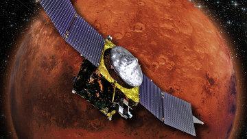 Зонд НАСА Maven
