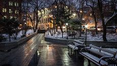 Первый снегопад во Владивостоке: радость детям, заботы для мэрии