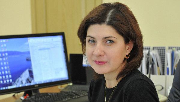 Директор правового департамента Минобрнауки России Марина Лукашевич