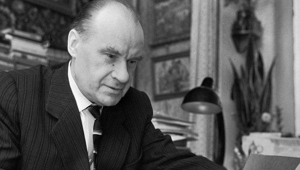 Советский писатель Николай Носов