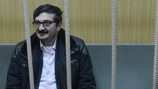 Рассмотрение ходатайства следствия об аресте вице-президента Опоры России П. Сигала