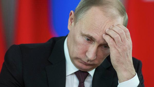 Рабочая поездка В.Путина в Северо-Западный федеральный округ. Фото с места события