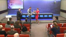 Популяризация науки и технологий: в РИА Новости вручили премию Капицы