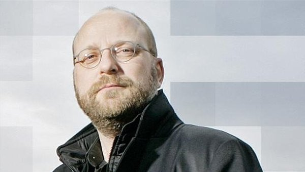 Хенрик Фонс, основатель, редактор и ведущий датской радиопрограммы о технологиях Harddisken