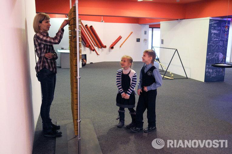 Жидкий азот и плазменный шар: музей науки в Красноярске
