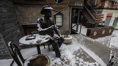 Во Владивостоке в последние годы устанавливают много разнообразных памятников, но, как считают в мэрии, существует и определенный запрос горожан на городскую скульптуру.