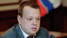 Вице-губернатор Ленобласти Георгий Богачев