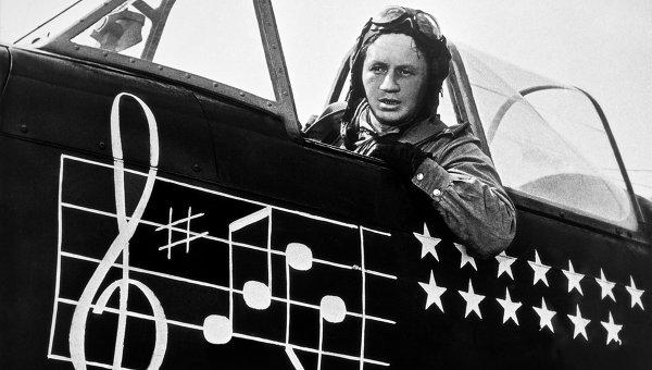 Некоторые из личных эмблем на советских самолетах Второй мировой