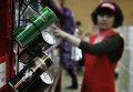 """Энергетические напитки """"Adrenalin Rush"""" в одном из супермаркетов Омска"""