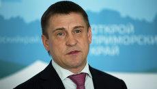 Руководитель департамента дорожного хозяйства Алексей Ширшов