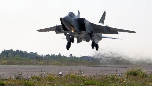Истребитель МиГ-31. Архив
