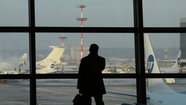 В аэропорту Внуково. Архивное фото