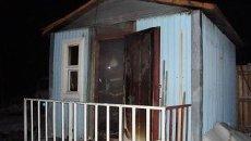 Двое мужчин погибли в пожаре в строительном вагончике в Томске