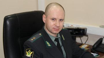 Фирстов Денис Александрович, начальник Управления организации исполнительного производства ФССП России