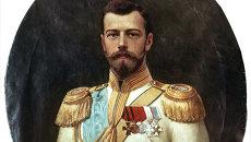 Картина Император Николай Второй