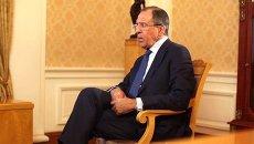 Лавров об Искандерах, отмене виз с Грузией и будущем Украины