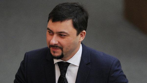 Заместитель министра труда и социальной защиты РФ Алексей Вовченко, архивное фото