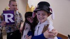Первая в России школа английского языка для инвалидов в Томске, событийное фото