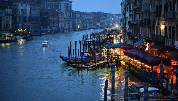 Виды Венеции. Архивное фото