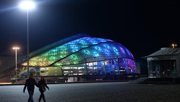 Стадиона Фишт в Сочи. Архивное фото
