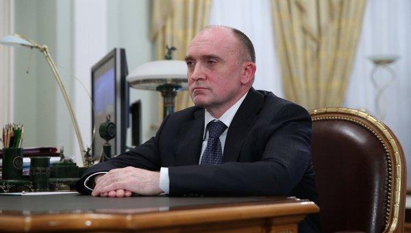Губернатор Челябинской области Борис Дубровский. Архивное фото.