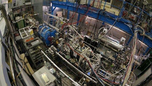 Установка ASACUSA в ЦЕРНе