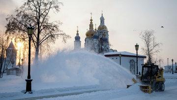 Города России. Тобольск