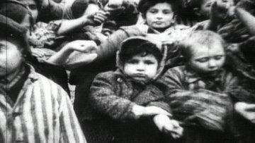 Холокост – катастрофа европейского еврейства. Съемки 1933-1945 гг.