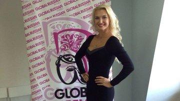 Наталья Карелина, победительница конкурса Миссис Новосибирск International-2014