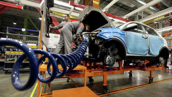 Sollers доконца года возобновит сборку авто Ssang Yong вРФ