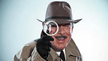 Шпион. Архивное фото