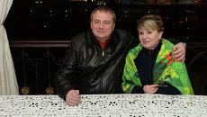 Анатолий Пахомов с супругой Еленой в Боско-доме в Сочи