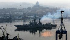 БПК Адмирал Виноградов. Архивное фото