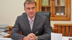 Заместитель губернатора Красноярского края Андрей Гнездилов, архивное фото