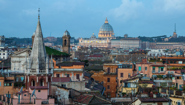 Город Рим