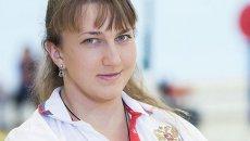 Валерия Тимощук - чемпионка России по пауэрлифтингу среди женщин и мужчин, архивное фото