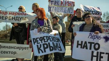 Ситуация в Крыму. 4 марта 2014 года