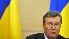 Экс-президент Украины Виктор Янукович.Архивное фото
