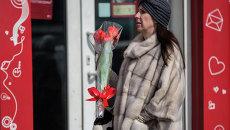 8 марта во Владивостоке: букеты цветов и настроение в подарок