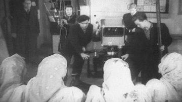 Телевидение для всех. Архивные кадры к 75-летию регулярных трансляций