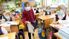 Профилактические меры против гриппа. Архив