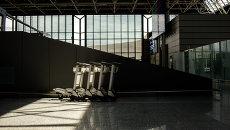 В аэропорту города Сочи