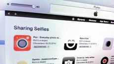 Компания Apple добавила раздел с приложениями для селфи в App Store