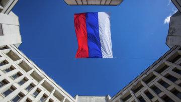 Обстановка в Крыму после референдума о присоединении к России. Архивное фото