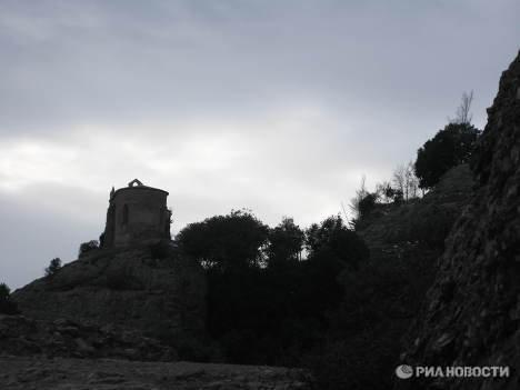 Фотопутешествие с РИА Новости: Монастырь Монсеррат в Каталонии