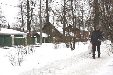 Поселок Сокол, где могут снести почти четверть домов