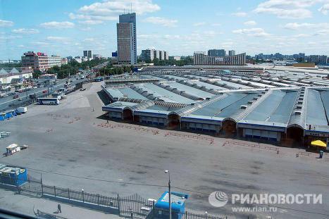 Черкизовский рынок до и после закрытия